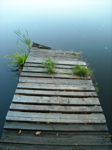 Pier to Nowhere by michalina on RGBstock.com